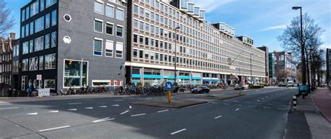 Office space Amsterdam Zuid, Instant Offices