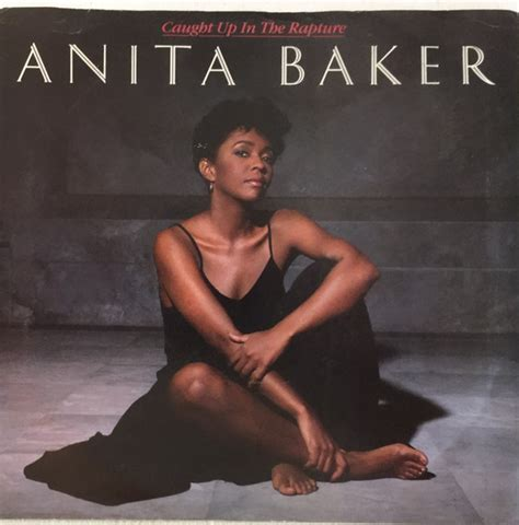 Anita Baker - Caught Up In The Rapture (1986, AR - Allied